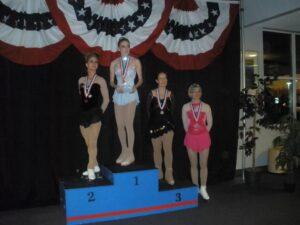 Tara Cioppa, Silver Medalist Gold Ladies III