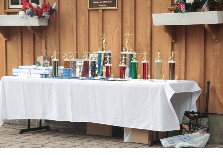 Club Award Party July 14